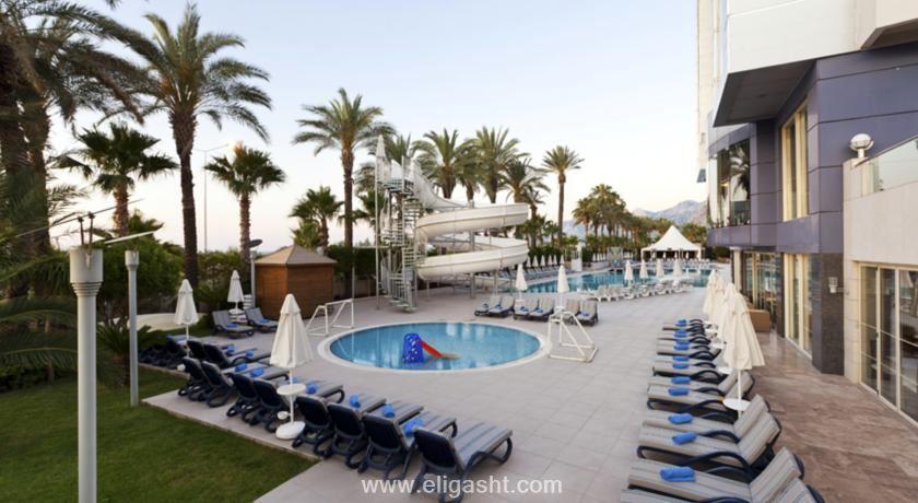 هتل پورتو بلو ریزورت اند سپا , هتل 5ستاره, هتل آنتالیا,  ترکیه