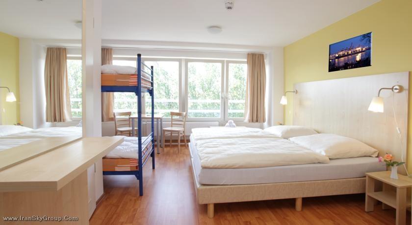 هتل ای اند او هامبورگ سیتی , هتل 2ستاره, هتل هامبورگ,  آلمان