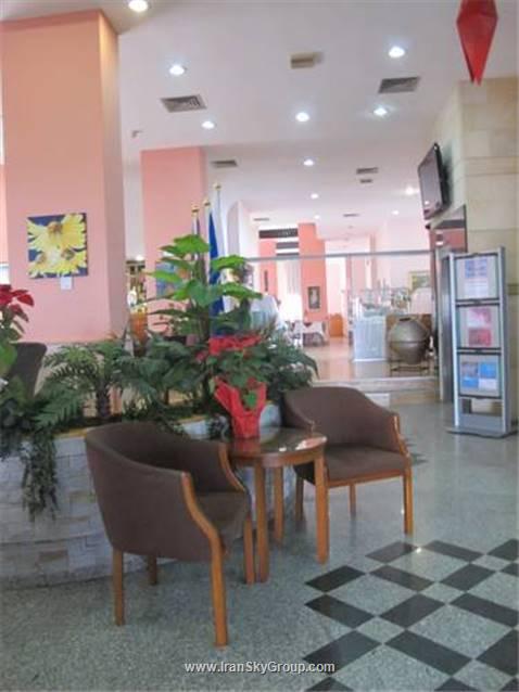 هتل فلامینگو بیچ هتل