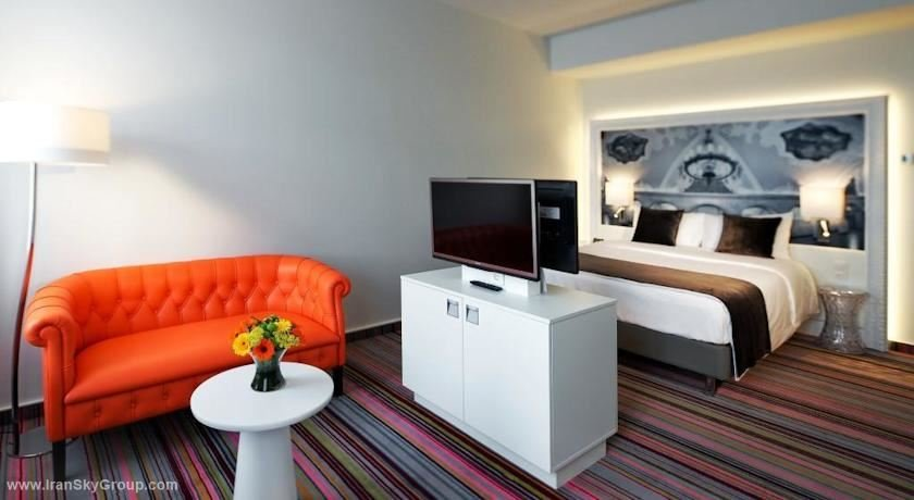 هتل مرکور مسکو باومانسکایا