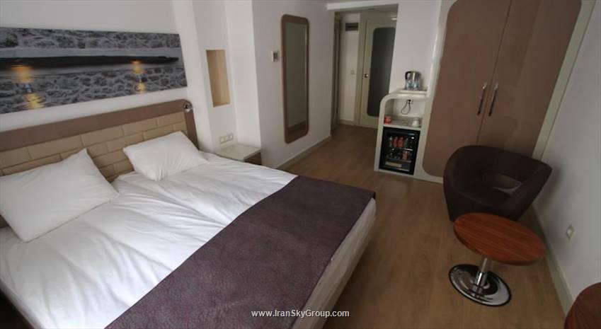 هتل پودینگ مارینا رزیدنس