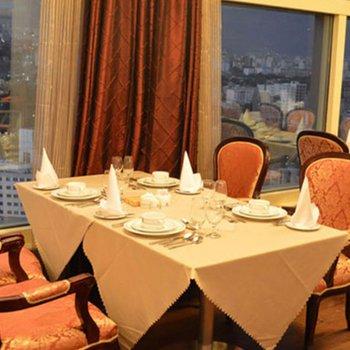 هتل هتل پارسیان آزادی تهران