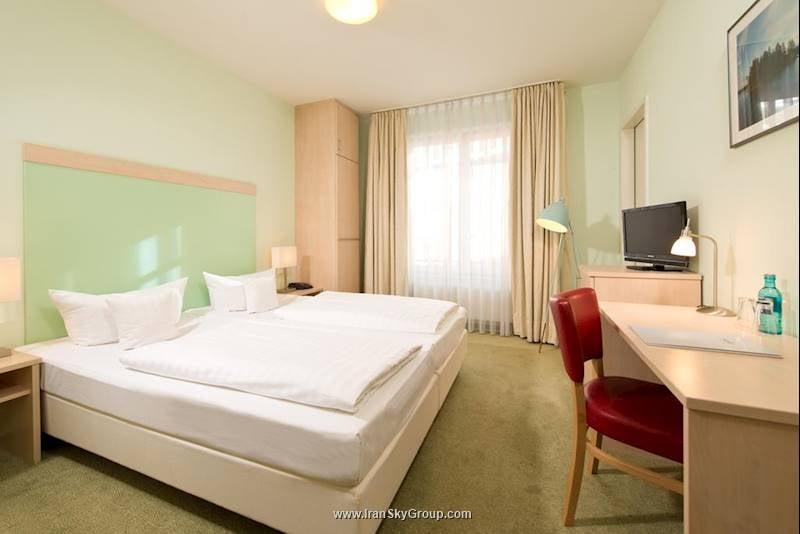 هتل  اچت پلازا هامبورگ بوچهلز