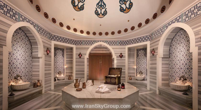 هتل ریکسس د پالم دبی