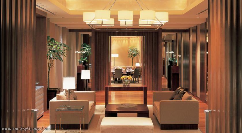 هتل گراند کاپترن واترفرنت سنگاپور