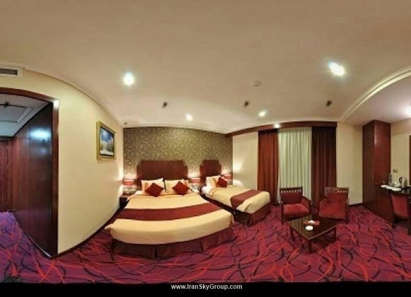هتل هتل پارسیس
