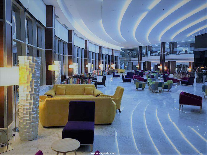 هتل هتل بین المللی کیش , هتل 5ستاره, هتل کیش,  ایران