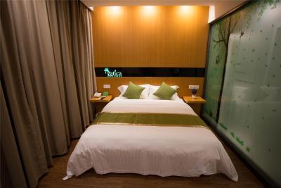 هتل واتیکا شانگهای جیادینگ دیستریکت انتینگ مترو استیشن میو راد هتل , هتل 2ستاره, هتل شانگهای,  چین