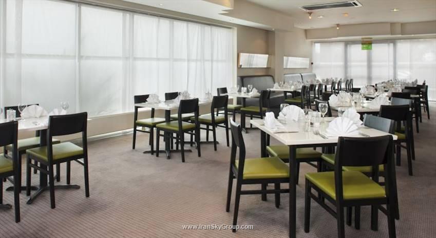 هتل هالیدی این لندن برنت کراس